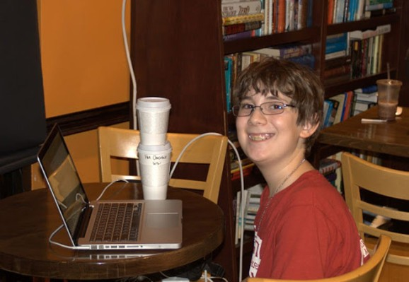 This 12-year-old kid learned to code on Codecademy, built 5 apps, and is speaking at SXSW