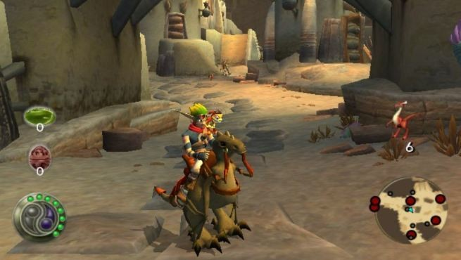 Vita gets edgy with Jak and Daxter Trilogy in June