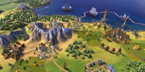 Sid Meier's Civilization VI debuts this fall with a new take on cities