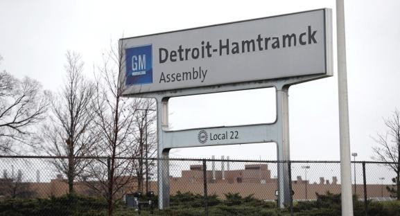 GM to invest $2.2 billion to make electric trucks and SUVs at Detroit factory
