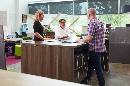 Better office design isn't just about open space. Here's a new theory