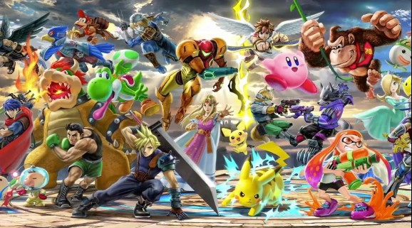 Super Smash Bros. Ultimate becomes the best-selling fighting game in U.S. history