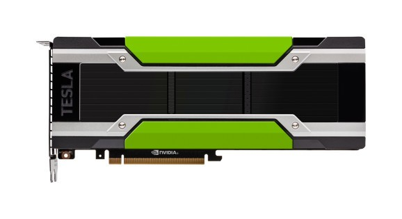 Nvidia launches Tesla M4 and M40 GPUs for deep learning, high-performance computing