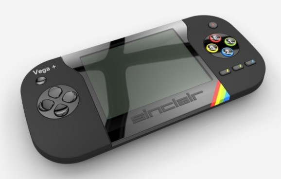 Sinclair ZX Spectrum targets retro fans — and U.S. gamers — with a new handheld console