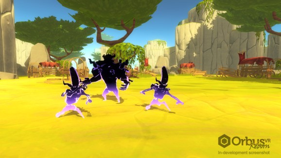 How OrbusVR Reborn is leveling up the VR MMO