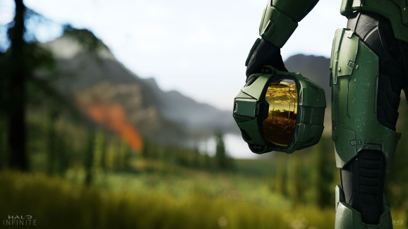 Halo Infinite debuts in holiday 2020 with Project Scarlett game console