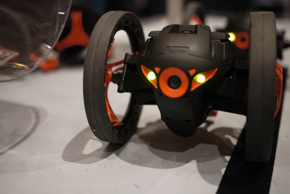All you really need from CES are these four robots