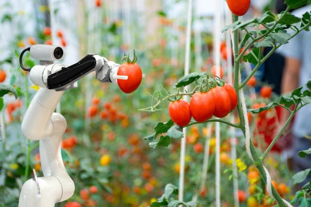 Is agriculture ripe for a Tesla moment?