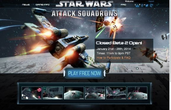 Star Wars: Attack Squadrons enters closed testing phase