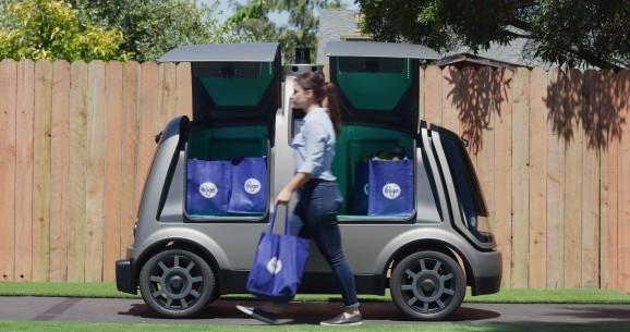 California OKs testing of 'light-duty' autonomous trucks on public roads