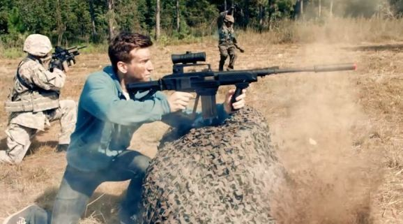 Check out the first advertisement for the world's most realistic gaming gun (video)
