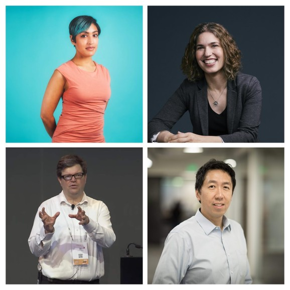 AI predictions for 2019 from Yann LeCun, Hilary Mason, Andrew Ng, and Rumman Chowdhury