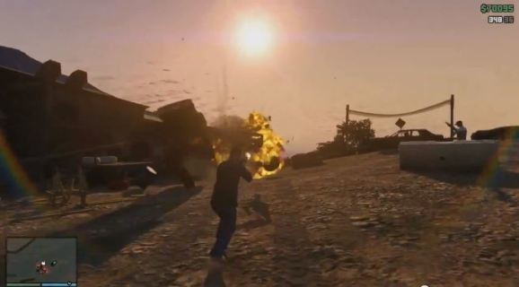 Get into trouble with your friends in Grand Theft Auto Online starting Oct. 1 (video)