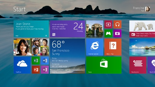 Microsoft's busy day: Restructuring rumors, Azure rising, and the more business-friendly Windows 8.1