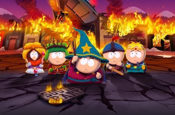 South Park cocreator Trey Parker says 'F*** that!' to DLC