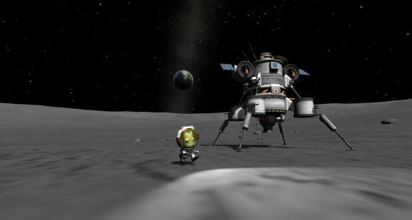 Kerbal Space Program officially releases after 4 years of testing