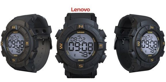 Lenovo's Ego is a $29 smartwatch that will challenge your id