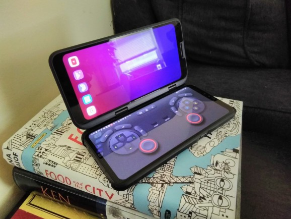 LG Dual Screen review: A foldable enigma