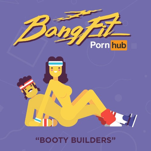 Pornhub's Bangfit 'sexercises' the idea behind the Wii Fit