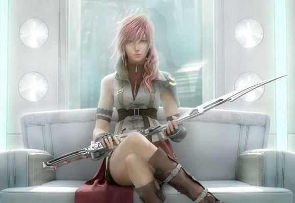 Final Fantasy XIII release day deal on PC Steam version