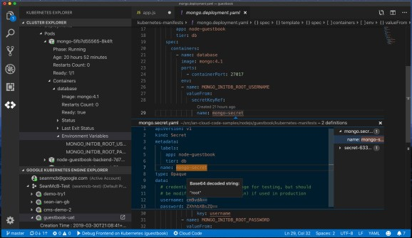 Google's Cloud Code extends IntelliJ and Visual Studio Code to Kubernetes apps