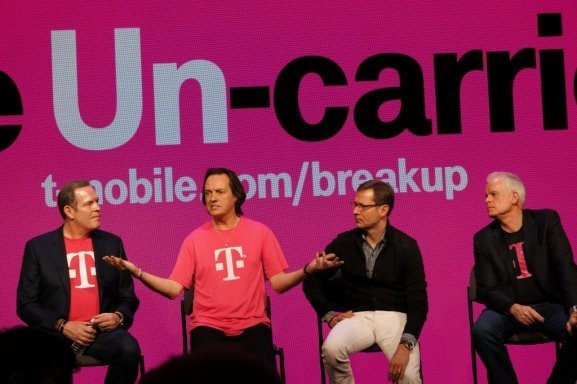 The results of T-Mobile's killer 'Uncarrier'-driven 2013: 4.4M new customers