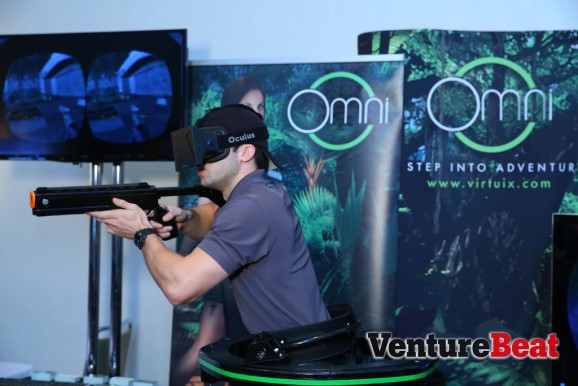 Virtuix's Jan Goetgeluk sees big things for virtual reality in wake of Oculus VR funding (interview)