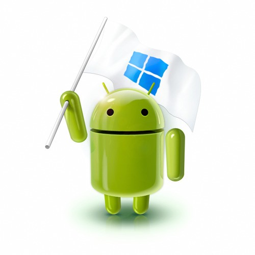 Windroid: What if Microsoft forked Android?