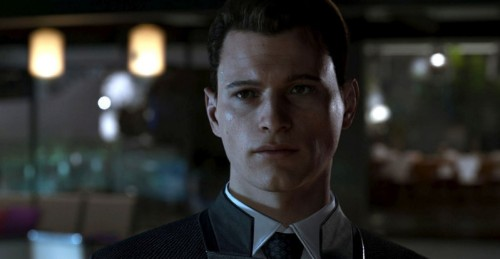 Why David Cage thinks Quantic Dream's android angst game, Detroit: Become Human, will be original