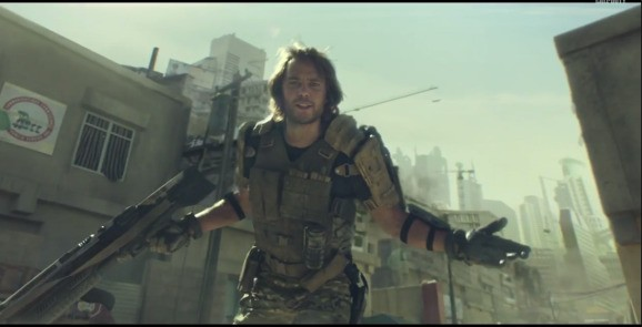 Check out Call of Duty: Advanced Warfare's live-action trailer from 'Friday Night Lights' creator