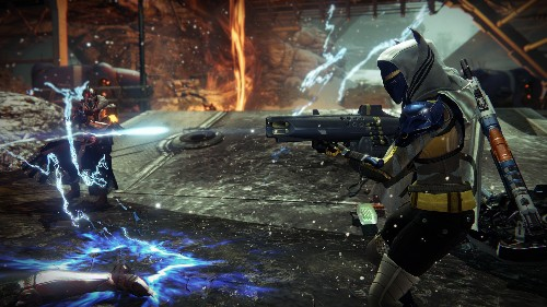 Destiny: Rise of Iron suffers from The Taken King's excellence