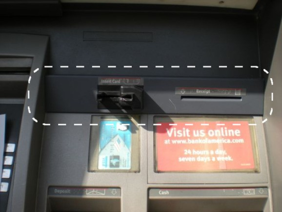 Bad guys use 3D-printed bank card skimmers to steal $100K
