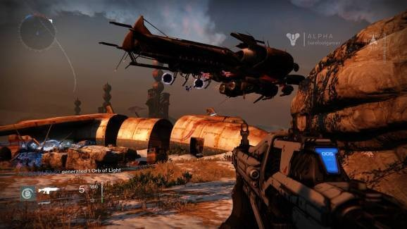 Destiny's beta isn't 1080p on Xbox One — but Bungie promises it'll get there in time for launch