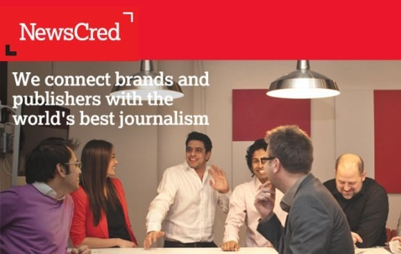 NewsCred launches NewsRoom, a freelance-based newswire service