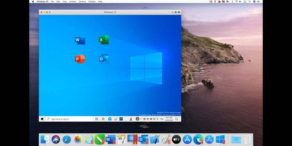 Parallels Desktop 16 supports macOS Big Sur and smoother PC 3D graphics
