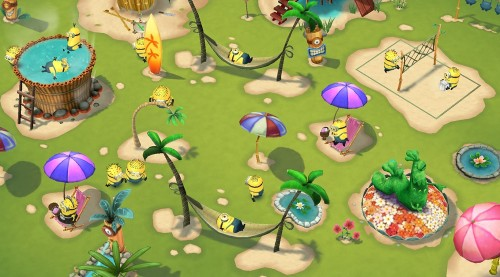 We can't get enough Minions, and EA Mobile will give us more