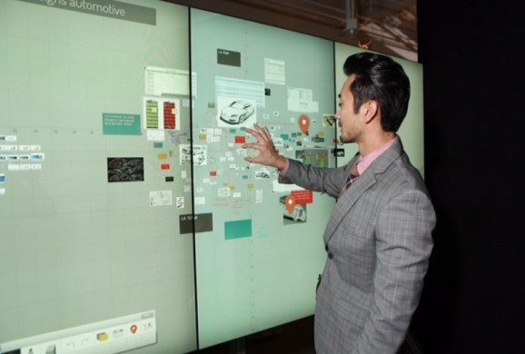 Bluescape launches huge virtual whiteboards to help your team collaborate
