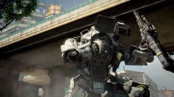 Titanfall will have sniper rifles — but they are less effective than in Call of Duty