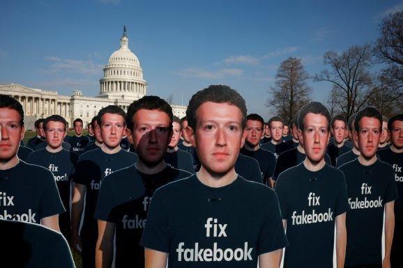 Facebook still can't control the far-right political propaganda monster it built