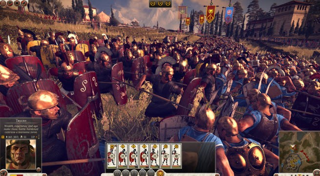 Total War: Rome II has mind-boggling, epic combat (hands-on preview)