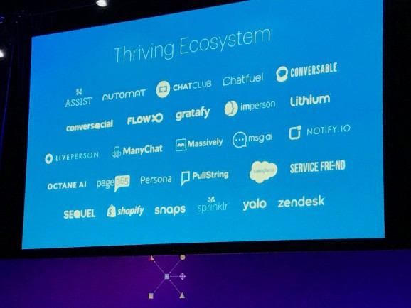 Facebook offers snapshot of its burgeoning bot ecosystem