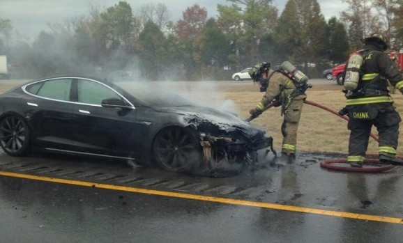Government ends investigation into Model S fires, absolving Tesla of blame