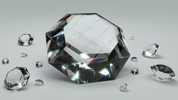 Diamond Pro's AI spots imperfection in gems