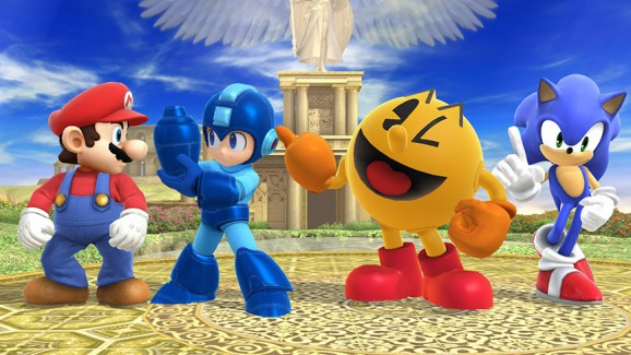 Super Smash Bros. for Wii U is the system's fastest-selling game