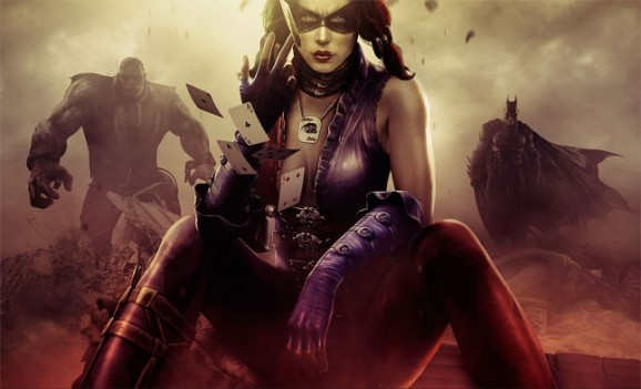 Injustice: Gods Among Us Ultimate Edition comes to PlayStation 4, not Xbox One or Wii U