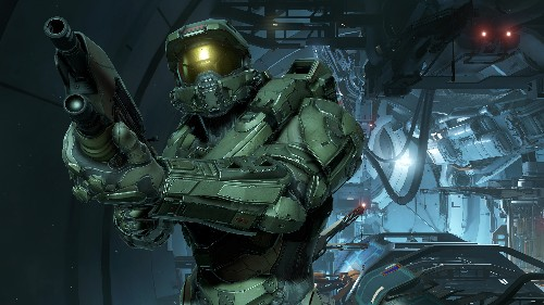 Hands-on with Halo 5: Guardians: Campaign takes us in search of Master Chief