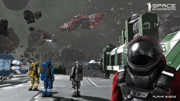 While Valve backtracks, Space Engineers developer sets up $100K fund for modders