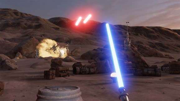 Virtual reality has finally let me live my Star Wars dream