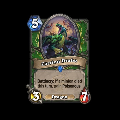 Hearthstone: The Witchwood shows that dragons can hunt, too