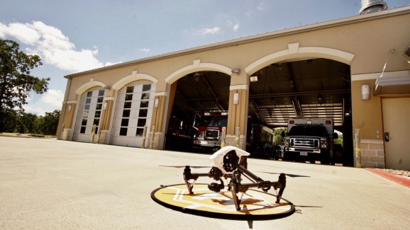 San Diego Fire Department to test remotely piloted drones as part of FAA program